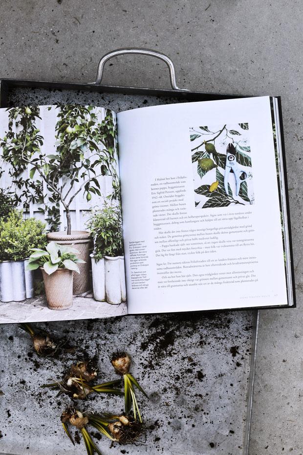 växthusträdgårdsbok