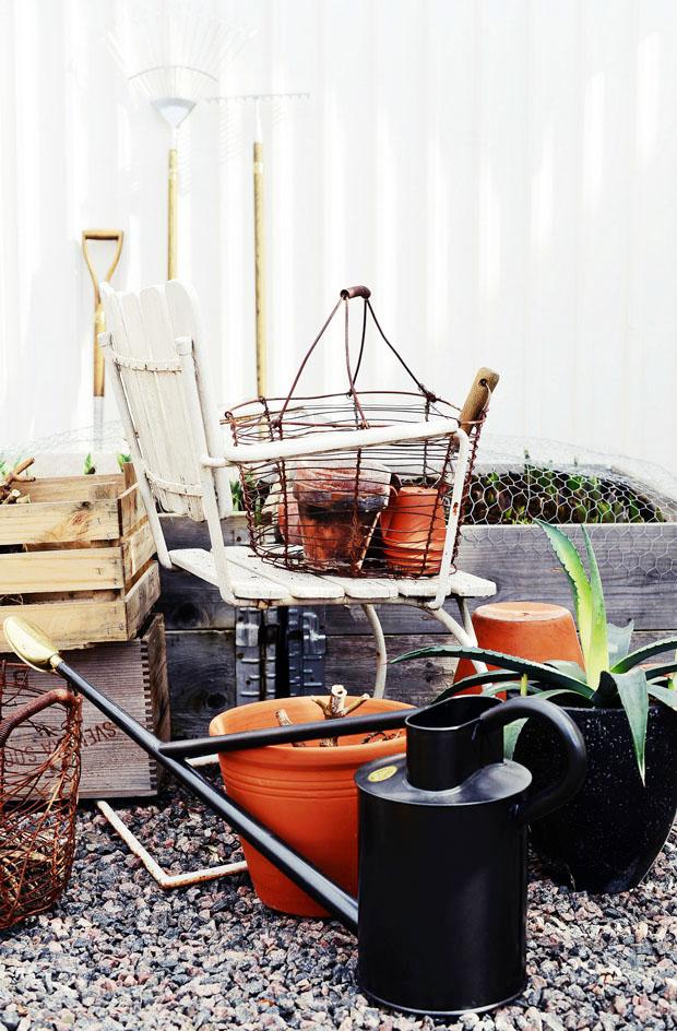 aprilplantering