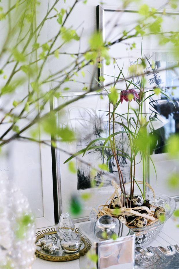 påskplantering