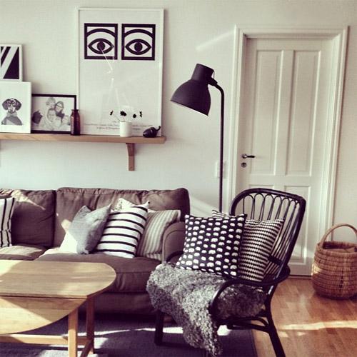hektar living by w. Black Bedroom Furniture Sets. Home Design Ideas